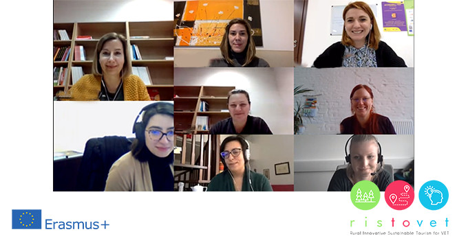 The 3rd Online Transnational Meeting of our project!